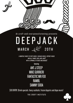 deepjack.png (Immagine PNG, 371x525 pixel) #design #graphic #poster #typography