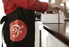 Chocolats Favoris Logo and Packaging #f3