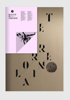 Une Saison Graphique 12 #design #graphic #book #typography