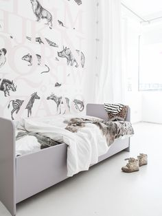 Children's bedroom. Photo by Sonja Velda Fotografie. #childrensbedroom #sonjaveldafotografie #interiordesign #simplicity