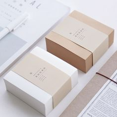 Muji-Style-Kraft-Memo-Pad-Blank-Page-Mini-Notepad-Portable-Sticky-Notes-Post-It-Paper-Bookmark.jpg (800×800)