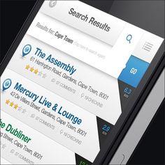 User interface inspiration #iphone #interface
