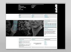 SFIFF 49 - Postmammal #interactive #design #grid #web #postmammal