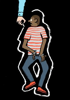 #ferguson #illustration #jeanjullien