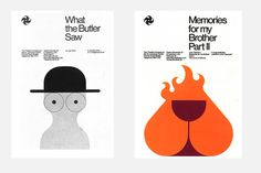 Theatre posters. Gottschalk and Ash, Canada 1975. #design #1970s
