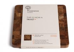Provenance | Lovely Package #wood #packgaging