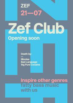 Digifyin #rail #poster #zef #helvetica #new