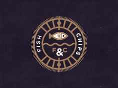 Fish & Chips Logo