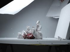 Exploded Cars by Fabian Oefner8 #explosion #car #art