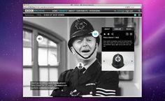 BBC UX&D (D&AD 2011) | Tom Petty | Designer #digital #interactive