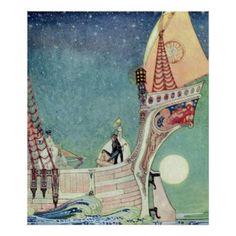 #illustration #vintage #ship