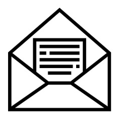 See more icon inspiration related to letter, mail, telegram, postcard, stamp, shipping and delivery, postage and envelope on Flaticon.