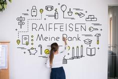 Mural for Raiffeisen