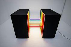#chromatic #color #installation /6 #spectrum