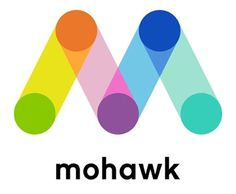 New Work: Mohawk | New at Pentagram #logo #brand #identity #mohawk