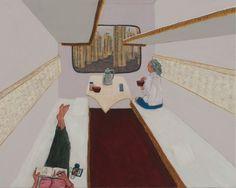Sarah McEneaney, 'Xian to Hangzhou', 2015, Tibor de Nagy