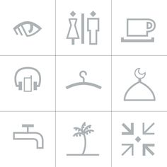 Dépli design studio | Pictos au croisementdes cultures orientales et occidentales #pictogram #icon #icondesign