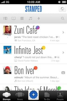 App Store - Stamped #awesome