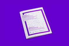 EBP conference on Behance #vector #academic #graphic #circles #publication #cover #chinese #society #purple #circle #border #leaflet