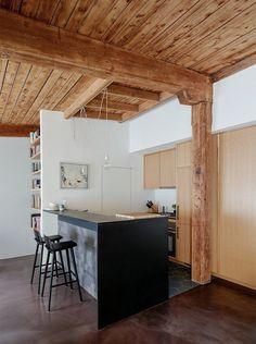 Loft Style Home Designed in a Former Brooklyn Jute Mill 3