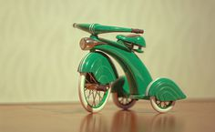 Trike | Flickr - Photo Sharing! #vehicle #tricycle #vintage
