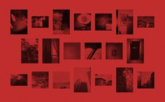 Zine Versus | Flickr - Photo Sharing! #zine #analog #35mm #red #photo #print #design