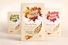 Before & After: Table of Plenty — The Dieline