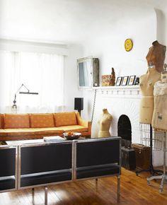 covet garden living room #interior #design #decor #deco #decoration