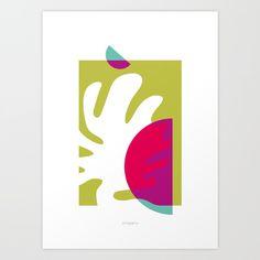 ono • san Art Print