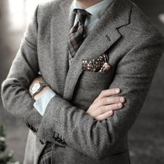 gntstyle:shades of grey #fashion #style