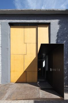 Studio X Beijing / O.P.E.N. Architecture #entries #architecture #details