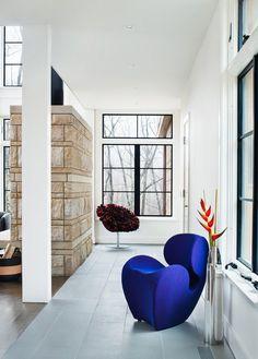 Modern Rustic House in Dutchess County, New York 10