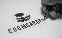 Cuongarden #vietnam #agency #branding #sketching #logo #bratus