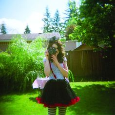 Vancouver Graphic Designer and Photographer #wonderland #holga
