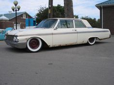 1962 Ford Galaxie #cars