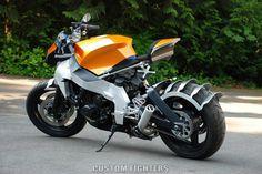 """HONDA CBR 1000F \""""Custom Streetfighter\"""""""