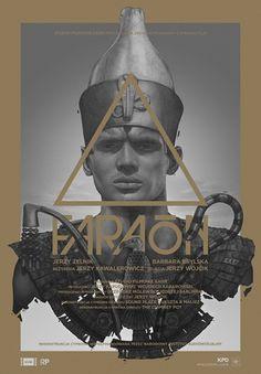 FARAON on the Behance Network #domaradzki #faraon