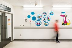 Chelsea Childrens Hospital #illustration #creatures #hospital #kids #communication #children