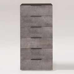 Concrete Drawers Chests #concrete