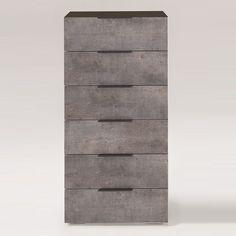 Concrete Drawers Chests #concrete