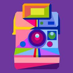 Avatars for The New Flickr on Behance #tsevis #flickr