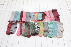 poldersummer2013 socks #socks