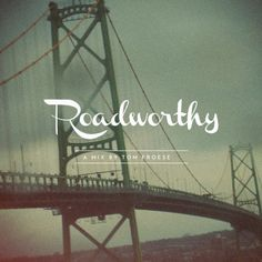 DesignersMX: Roadworthy by tomfroese #type #vintage #bridge