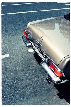 Merde! - Industrial design germaniron: Mercedes Benz... #photography