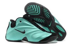 Men's Air Flightposite Blue/Black Shoes #shoes