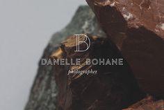Danelle Bohane by Victor Bivol #logo #mark #logotype