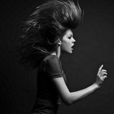 "Hair Series | Fubizâ""¢ #hair #woman #styling"