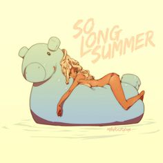 So Long Summer on Behance
