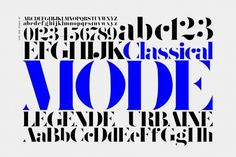 Fonts - Hype Type Studio / Paul Hutchison — Graphic Design & Art Direction #typography