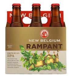 New Belgium Rampant #packaging #beer